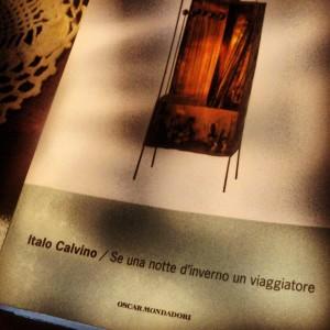 Se una notte d'inverno un viaggiatore - I. Calvino - Mondadori.