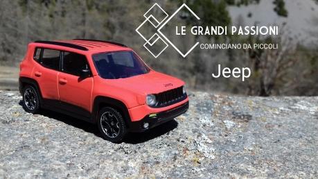 Claim per Jeep Renegade | Foto, soggetto e claim: Ferdinando de Blasio